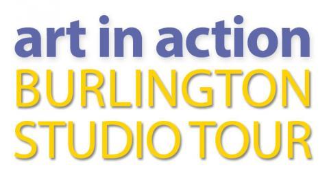 art, in, action, burlington, studio, tour, fine, art,