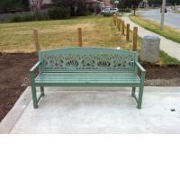 Asli Alin, Birds, public art bench