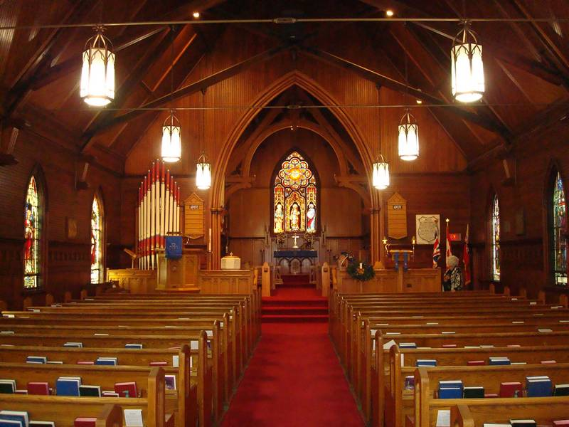 Image result for st. luke's anglican church burlington