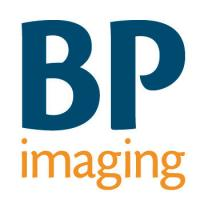 Bochsler Photo Imaging - BP imaging logo for Burlington Cultural Map